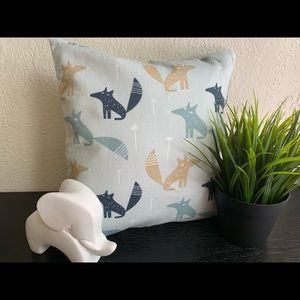Toddler Pillow cover